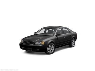2004 Audi A6 2.7T Sedan