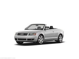 2004 Audi S4 Base Convertible