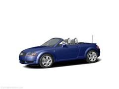 2004 Audi TT 1.8T Roadster Convertible