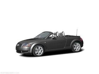 2004 Audi TT 1.8L Convertible