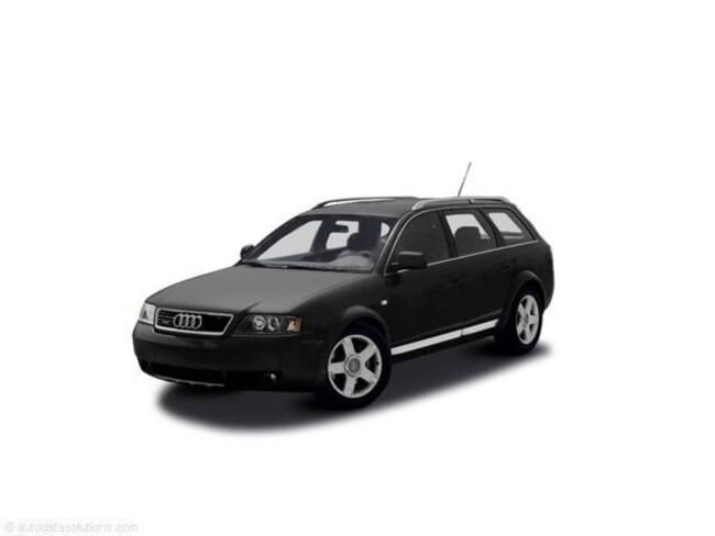 Used 2004 Audi allroad 5DR AVT QTR ATT Sport Utility near Jersey City