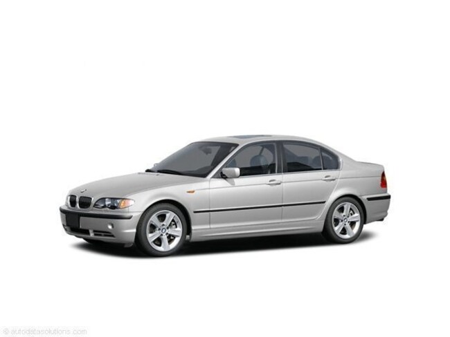 Used bargain 2004 BMW 325i Sedan in Hollywood FL