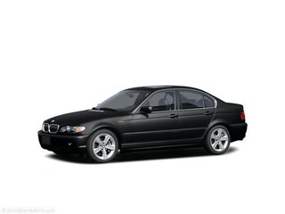 2004 BMW 3 Series 325i 325i  Sedan