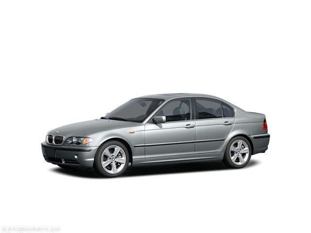 2004 BMW 325i Sedan