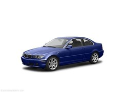 2004 BMW 3 Series 325Ci   Sulev Coupe