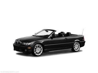 2004 BMW 323Ci Convertible