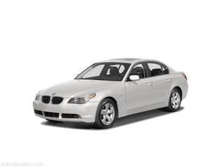 2004 BMW 525i 525i Sedan WBANA53524B849609
