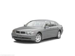 2004 BMW 7 Series 745Li Sedan
