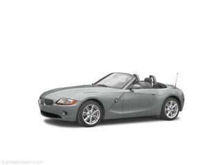 Pre-Owned 2004 BMW Z4 3.0i Convertible Urbandale, IA