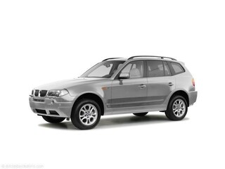 Pre-Owned 2004 BMW X3 2.5i 4D Sport Utility SUV WBXPA73474WC43994 in San Francisco, CA