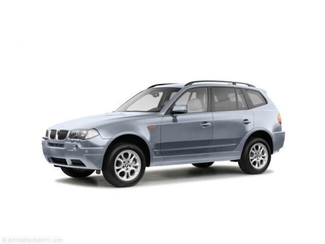 Used 2004 BMW X3 3.0i SUV Eugene, OR