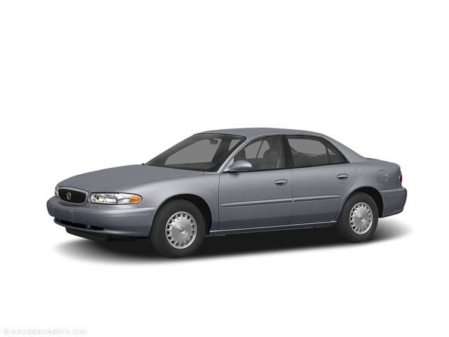 2004 Buick Century Base Sedan