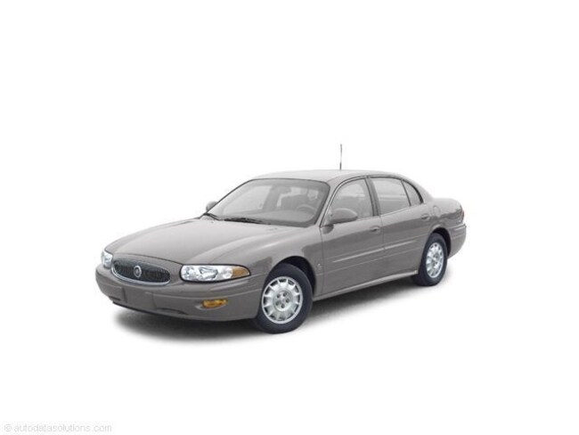 Used 2004 Buick LeSabre Custom Sedan in Rockford