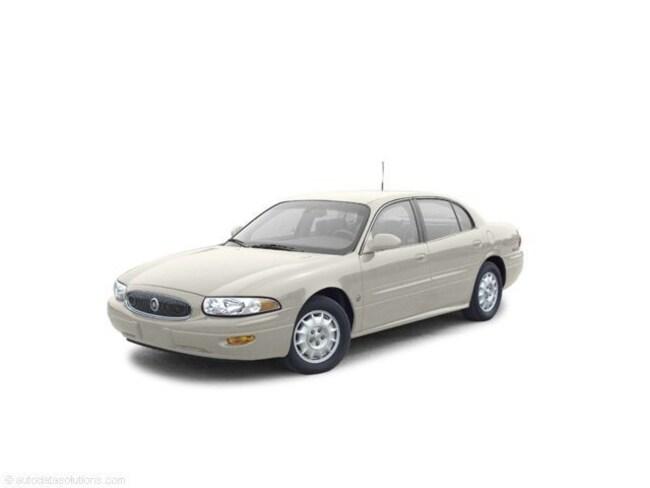 2004 Buick LeSabre Custom Sedan