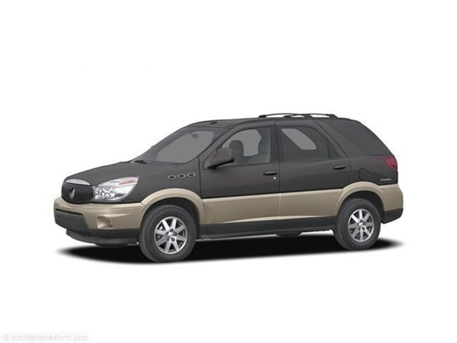 Used 2004 Buick Rendezvous SUV For Sale Hudson, MI