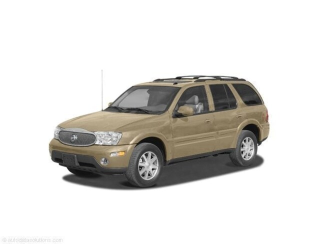Used vehicle 2004 Buick Rainier CXL SUV for sale near you in Lakewood, CO