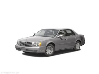 2004 CADILLAC DEVILLE 4DR SDN Sedan
