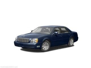 2004 Cadillac Deville DHS Sedan