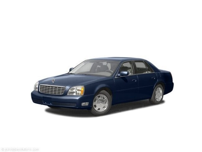 2004 CADILLAC DEVILLE DTS Sedan