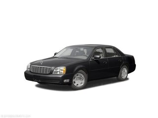 2004 CADILLAC DEVILLE DTS 4dr Sdn Sedan