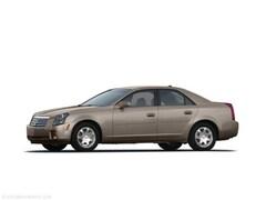 2004 Cadillac CTS Base Sedan