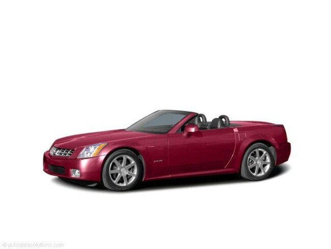 Used 2004 Cadillac XLR 2DR Convertible (Collector Series) 2 Door Conv for sale in Jacksonville, FL at World Imports USA