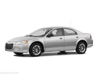 2004 Chrysler Sebring 2004.5 4dr Sdn Sedan