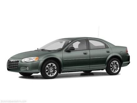 2004 Chrysler Sebring Limited Sedan