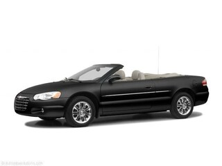 2004 Chrysler Sebring Touring Convertible