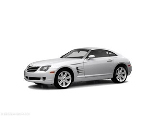 2004 Chrysler Crossfire Base Coupe