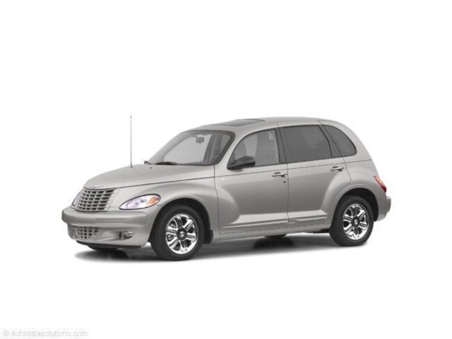 2004 Chrysler PT Cruiser Limited SUV