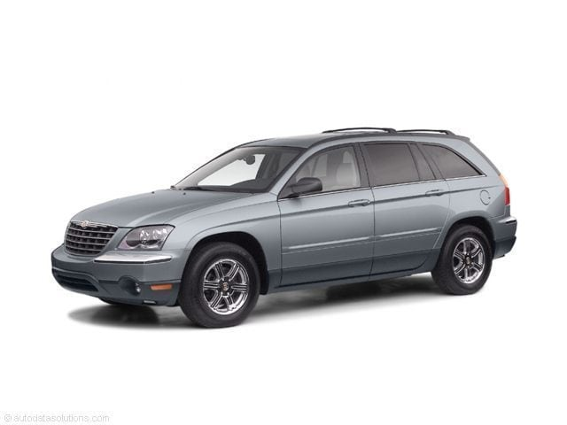 2004 Chrysler Pacifica Crossover