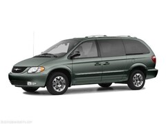2004 Chrysler Town & Country LX Van LWB Passenger Van