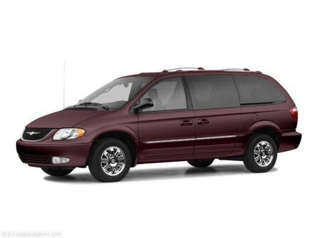 2004 Chrysler Town & Country Limited Limited  Extended Mini-Van