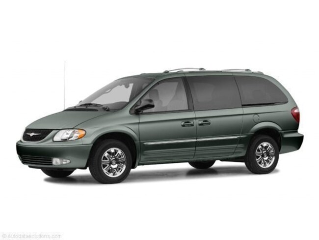 Used 2004 Chrysler Town & Country FWD Westfield, NY