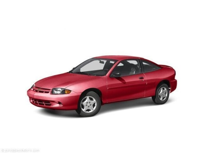 Used 2004 Chevrolet Cavalier LS Coupe in Rockford