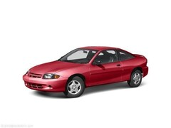 2004 Chevrolet Cavalier Base Coupe