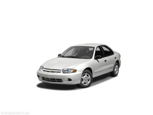 2004 Chevrolet Cavalier Base Sedan in Cordele, Georgia