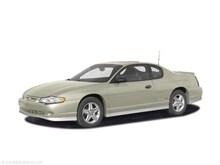 2004 Chevrolet Monte Carlo SS Coupe