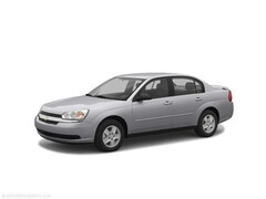 2004 Chevrolet Malibu Base Sedan