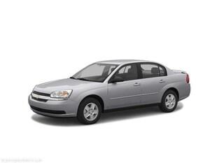 2004 Chevrolet Malibu LS Sedan