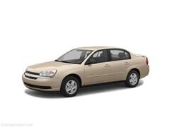 2004 Chevrolet Malibu LT Sedan