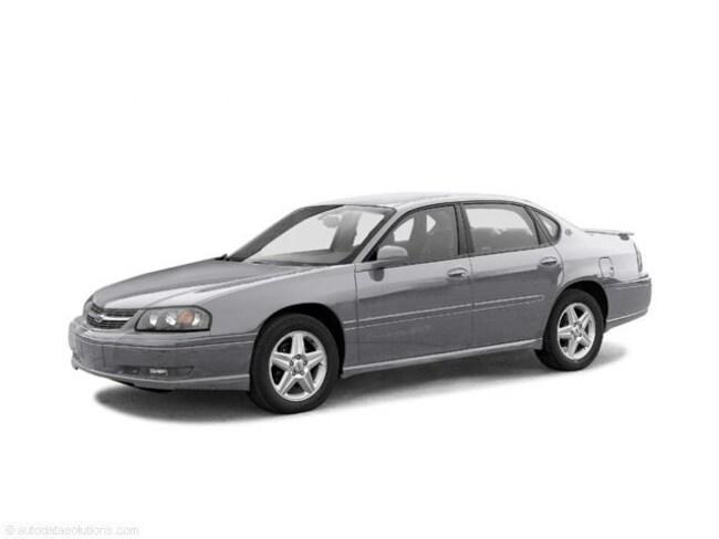 2004 Chevrolet Impala Base Sedan
