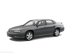 2004 Chevrolet Impala 4DR SDN Sedan