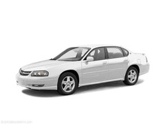 Used 2004 Chevrolet Impala LS Sedan 2G1WH52K549220639 Bellingham