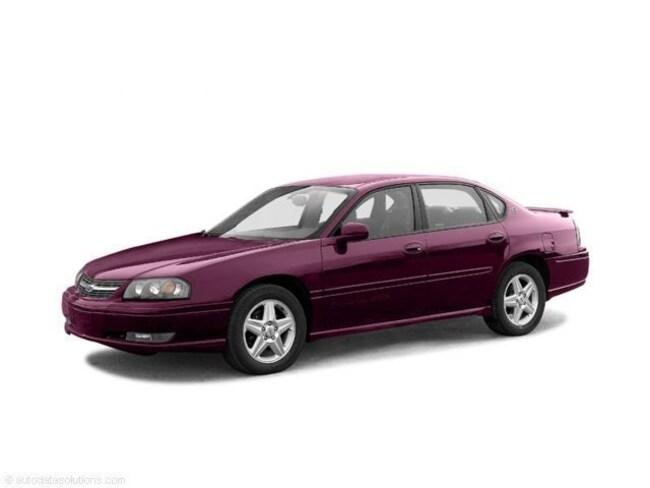 Used 2004 Chevrolet Impala LS Sedan San Benito