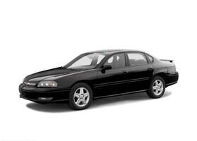 2004 Chevrolet Impala SS Supercharged Sedan