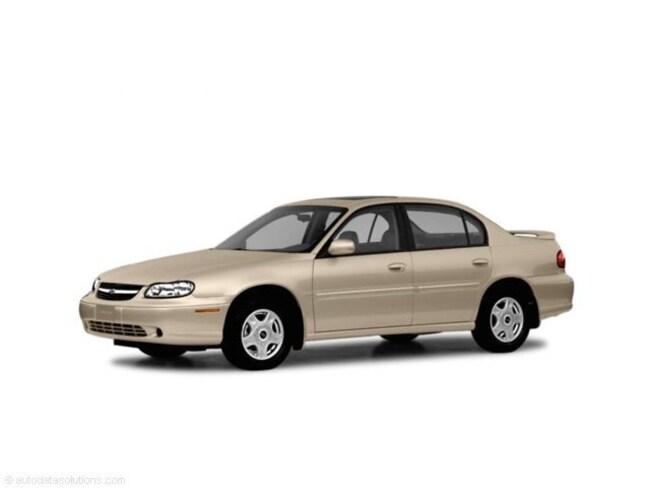 Used 2004 Chevrolet Classic Sedan Albuquerque