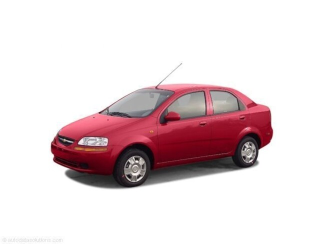 Used 2004 Chevrolet Aveo For Sale Marquette Mi