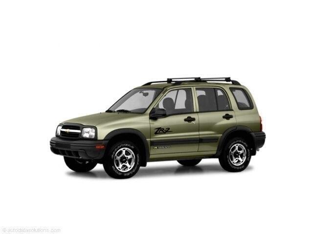 2004 Chevrolet Tracker LT SUV